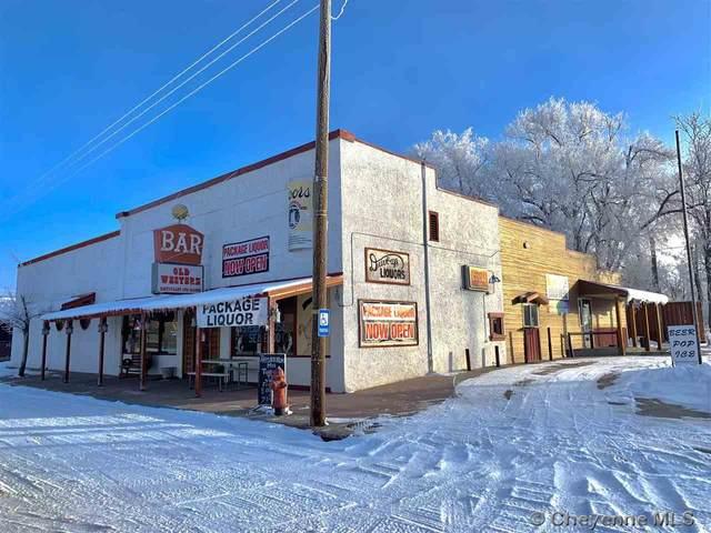 103 N Yellowstone Hwy, Glendo, WY 82213 (MLS #81227) :: RE/MAX Capitol Properties