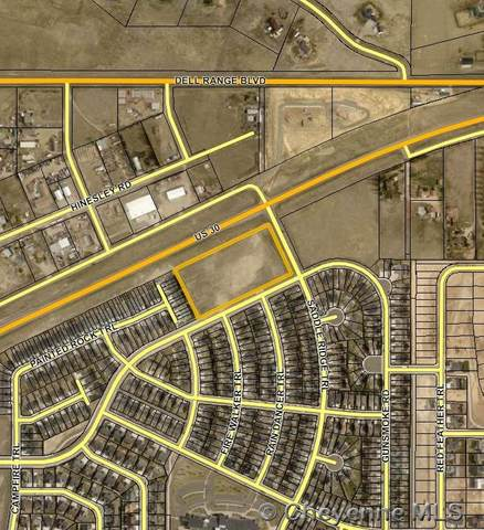 Lot 3, Blk 1 Countryside Ave, Cheyenne, WY 82001 (MLS #81254) :: RE/MAX Capitol Properties