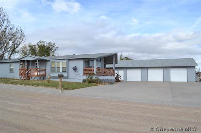 5 Coyote Dr, Wheatland, WY 82201 (MLS #81269) :: RE/MAX Capitol Properties