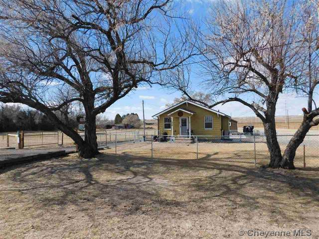 906 Southwest Dr, Cheyenne, WY 82007 (MLS #81271) :: RE/MAX Capitol Properties