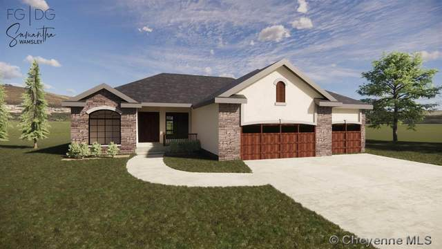 2395 Old Faithful Way, Cheyenne, WY 82009 (MLS #81292) :: RE/MAX Capitol Properties