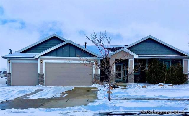 7423 Jacob Pl, Cheyenne, WY 82009 (MLS #81361) :: RE/MAX Capitol Properties