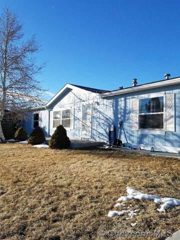 702 Sunridge Dr, Cheyenne, WY 82007 (MLS #81392) :: RE/MAX Capitol Properties