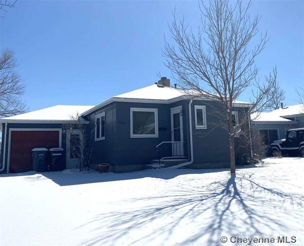 3037 Forest Dr, Cheyenne, WY 82001 (MLS #81428) :: RE/MAX Capitol Properties