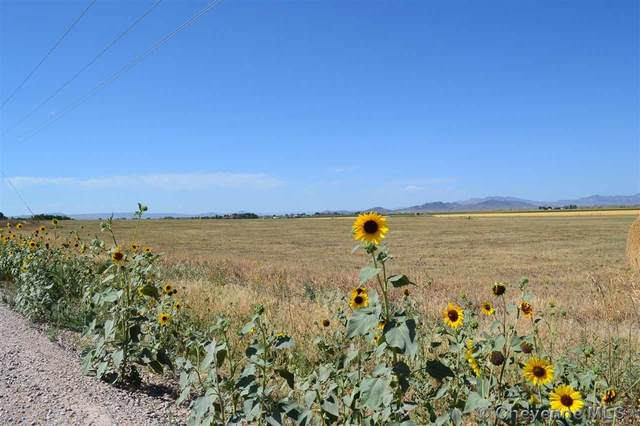 Pronghorn Rd, Wheatland, WY 82201 (MLS #81430) :: RE/MAX Capitol Properties