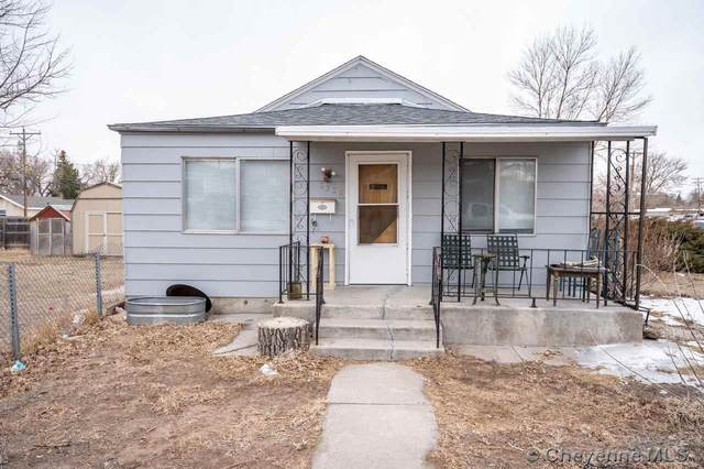 2320 Dunn Ave, Cheyenne, WY 82001 (MLS #81442) :: RE/MAX Capitol Properties