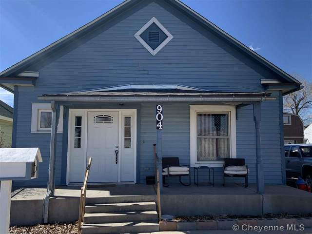 904 O Neil Ave, Cheyenne, WY 82007 (MLS #81459) :: RE/MAX Capitol Properties