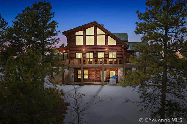 56 Lost Cabin Dr, Upton, WY 82730 (MLS #81489) :: RE/MAX Capitol Properties