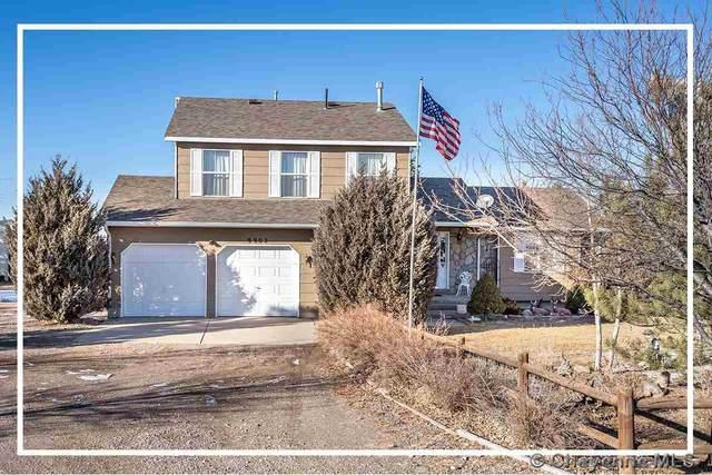 9902 Cherry Wood Ln, Cheyenne, WY 82009 (MLS #81496) :: RE/MAX Capitol Properties