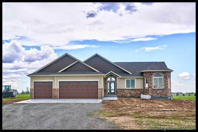 LOT 49 Circle Heart Lane, Cheyenne, WY 82007 (MLS #81507) :: RE/MAX Capitol Properties