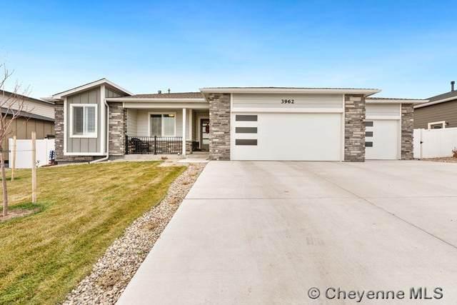 3962 Farthing Rd, Cheyenne, WY 82001 (MLS #81510) :: RE/MAX Capitol Properties