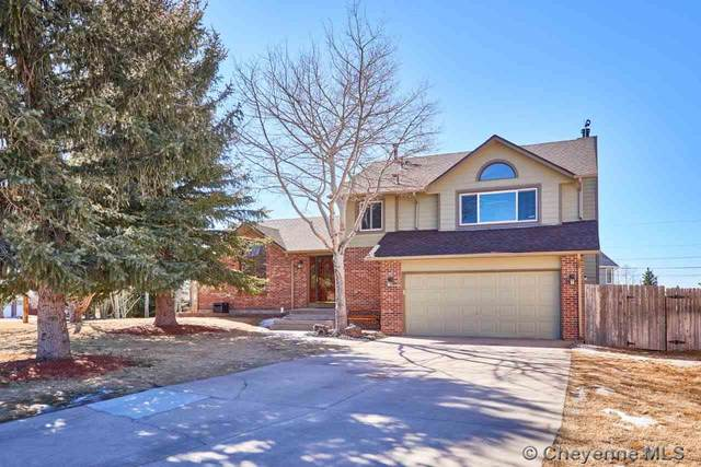 105 Sioux Dr, Cheyenne, WY 82009 (MLS #81514) :: RE/MAX Capitol Properties