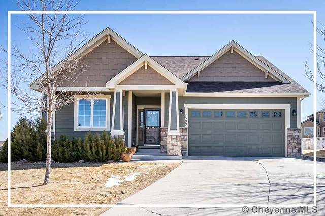 7503 Max Ct, Cheyenne, WY 82009 (MLS #81517) :: RE/MAX Capitol Properties