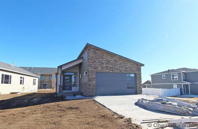 3603 Blue Feather Tr, Cheyenne, WY 82001 (MLS #81523) :: RE/MAX Capitol Properties