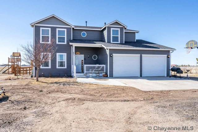 4388 Cherry Blossom, Cheyenne, WY 82001 (MLS #81539) :: RE/MAX Capitol Properties