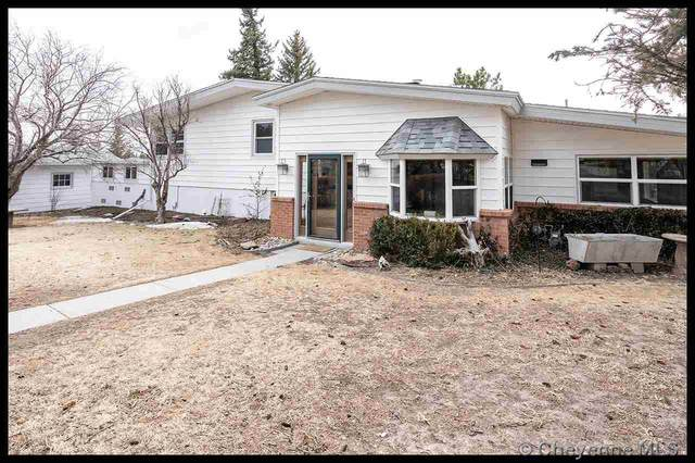 7814 Yellowstone Rd, Cheyenne, WY  (MLS #81545) :: RE/MAX Capitol Properties