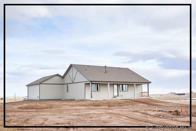 Tract 4 I-25 Service Rd, Cheyenne, WY 82009 (MLS #81595) :: RE/MAX Capitol Properties