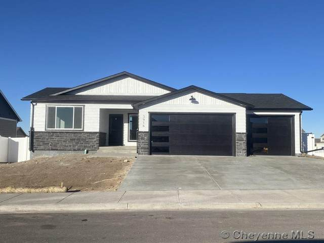 3724 Red Feather Tr, Cheyenne, WY 82001 (MLS #81621) :: RE/MAX Capitol Properties