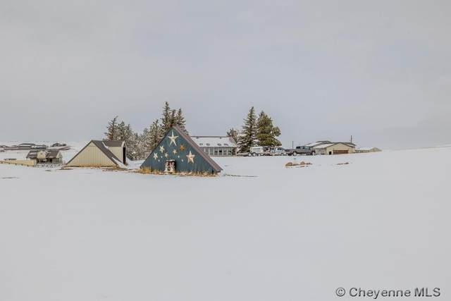 1704 I-25 Service Rd, Cheyenne, WY 82009 (MLS #81640) :: RE/MAX Capitol Properties