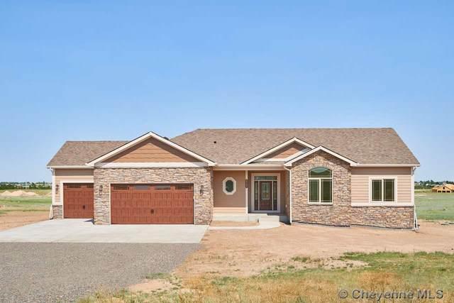 2309 Silver Gate Way, Cheyenne, WY 82009 (MLS #81655) :: RE/MAX Capitol Properties
