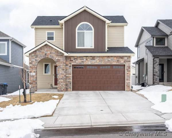 3612 Blue Feather Tr, Cheyenne, WY 82001 (MLS #81663) :: RE/MAX Capitol Properties
