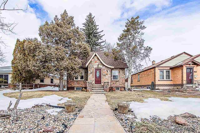 3019 O Neil Ave, Cheyenne, WY 82001 (MLS #81728) :: RE/MAX Capitol Properties