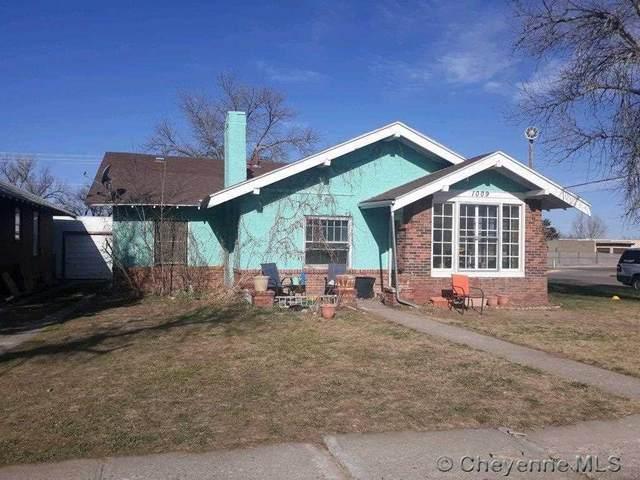 1009 12TH ST, Wheatland, WY 82201 (MLS #81787) :: RE/MAX Capitol Properties