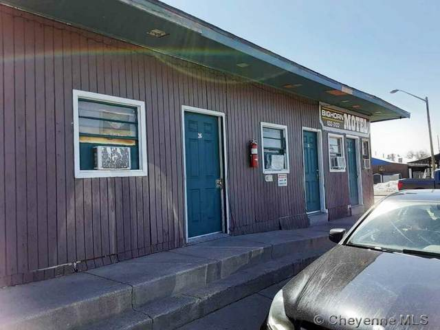 2000-2004 E Lincolnway, Cheyenne, WY 82001 (MLS #81801) :: RE/MAX Capitol Properties