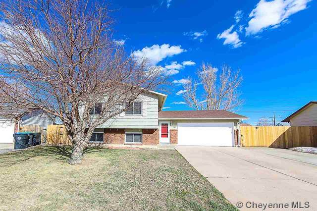 237 Bent Ave, Cheyenne, WY 82007 (MLS #81818) :: RE/MAX Capitol Properties