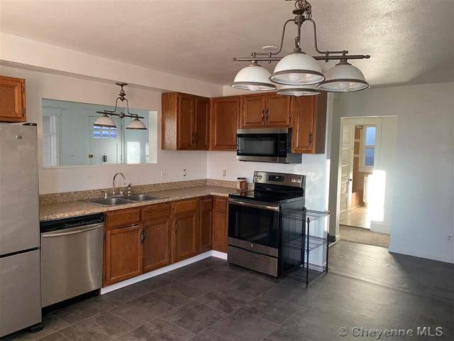 1309 E 20TH ST, Cheyenne, WY 82001 (MLS #81822) :: RE/MAX Capitol Properties