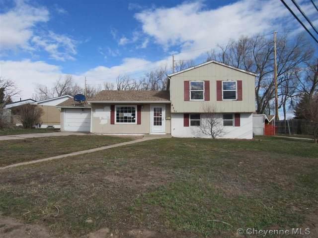 657 Creighton St, Cheyenne, WY 82009 (MLS #81828) :: RE/MAX Capitol Properties