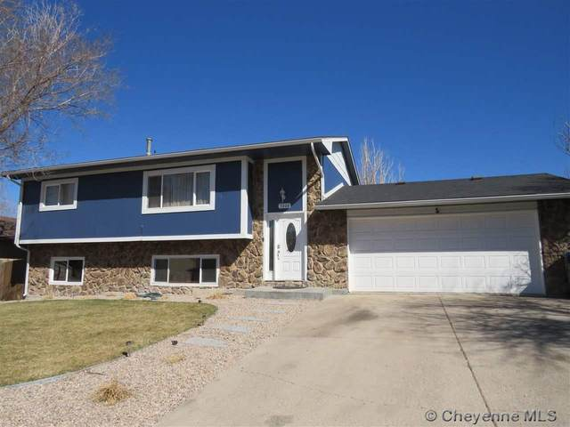 5308 Eastview St, Cheyenne, WY 82009 (MLS #81829) :: RE/MAX Capitol Properties