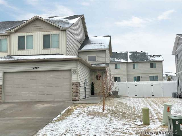 4001 Medicine Man Trl, Cheyenne, WY 82007 (MLS #81834) :: RE/MAX Capitol Properties