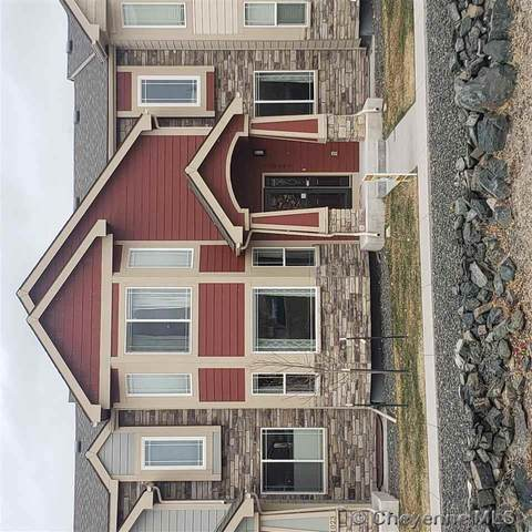 1021 Old Town Ln, Cheyenne, WY 82009 (MLS #81840) :: RE/MAX Capitol Properties