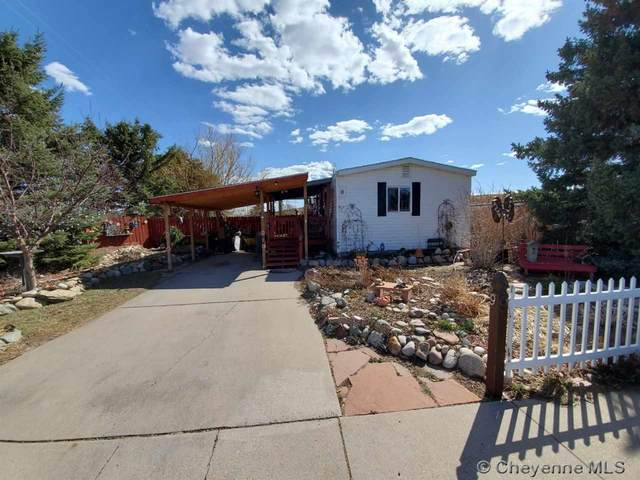 9 South Fork Rd, Cheyenne, WY 82007 (MLS #81841) :: RE/MAX Capitol Properties