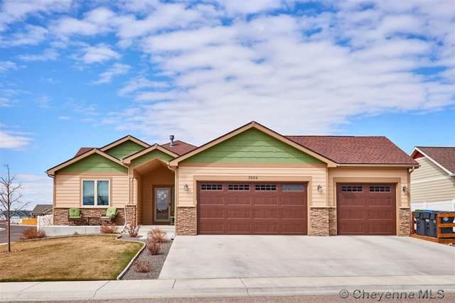 3604 Rustic Rd, Cheyenne, WY 82001 (MLS #81842) :: RE/MAX Capitol Properties