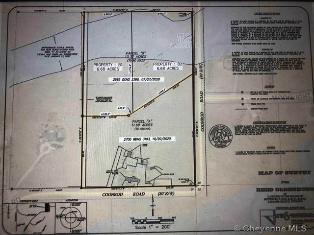 TBD Coonrod Rd, Cheyenne, WY 82009 (MLS #81876) :: RE/MAX Capitol Properties