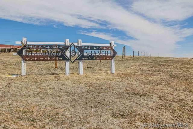 Tract 86 Bareback Blvd, Cheyenne, WY 82009 (MLS #81879) :: RE/MAX Capitol Properties