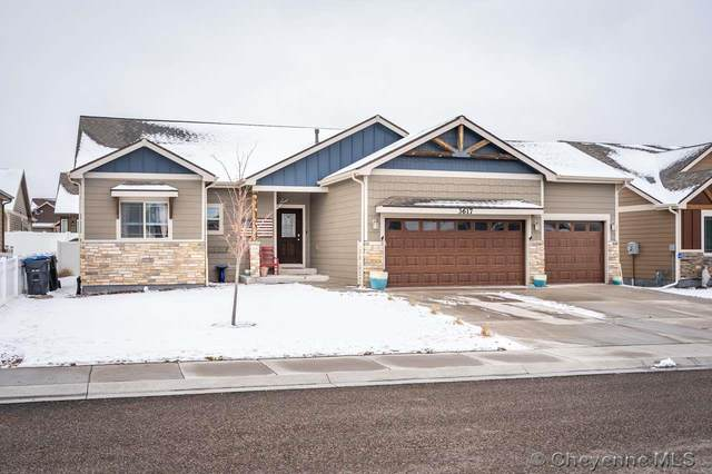3617 Campfire Trail, Cheyenne, WY 82001 (MLS #81881) :: RE/MAX Capitol Properties