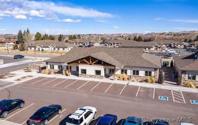 Block 1 Lot 4ab Laramie St, Cheyenne, WY 82001 (MLS #81905) :: RE/MAX Capitol Properties