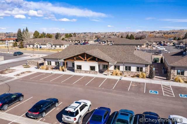 Block 1 Lot 3 Laramie St, Cheyenne, WY 82001 (MLS #81906) :: RE/MAX Capitol Properties
