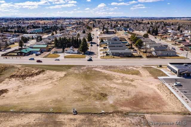 Block 1 Lot 6 Laramie St, Cheyenne, WY 82001 (MLS #81907) :: RE/MAX Capitol Properties