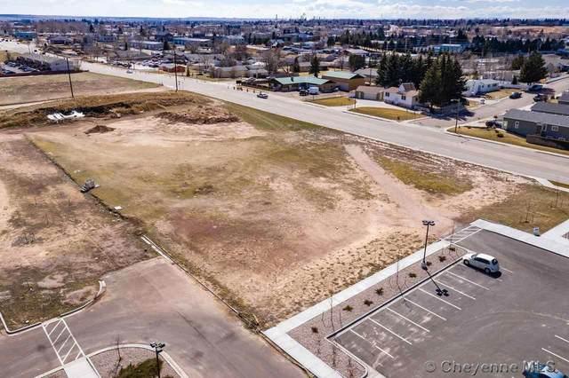 Block 1 Lot 9 Laramie St, Cheyenne, WY 82001 (MLS #81910) :: RE/MAX Capitol Properties