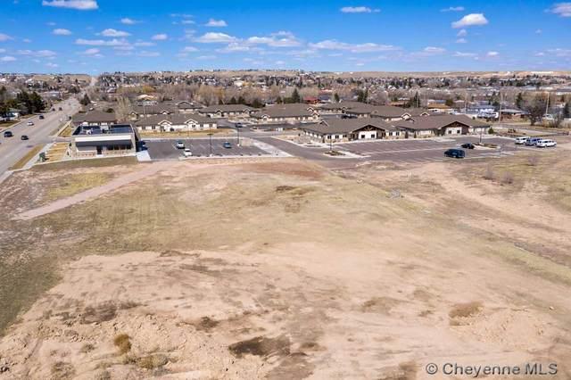 Block 1 Lot 10 Laramie St, Cheyenne, WY 82001 (MLS #81911) :: RE/MAX Capitol Properties