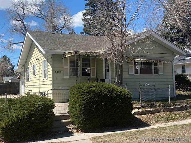 3312 House Ave, Cheyenne, WY 82001 (MLS #81919) :: RE/MAX Capitol Properties