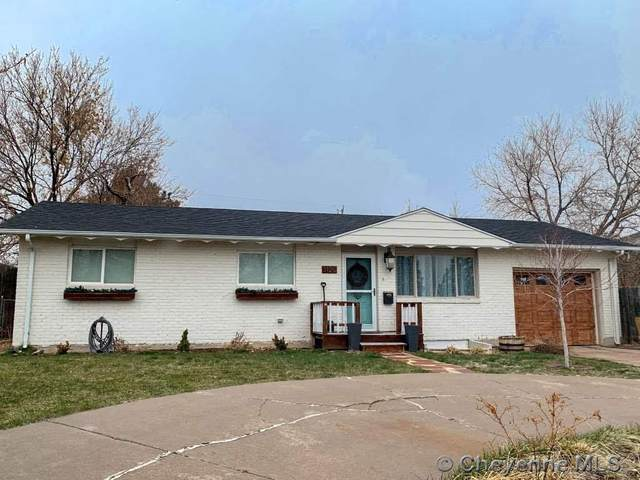 3120 Grier Blvd, Cheyenne, WY 82001 (MLS #81948) :: RE/MAX Capitol Properties
