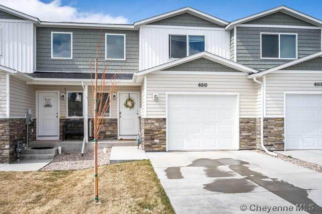 6510 Painted Rock Tr, Cheyenne, WY 82001 (MLS #81953) :: RE/MAX Capitol Properties