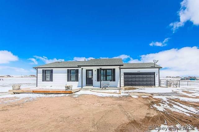 1020 Blue Mtn Rd, Cheyenne, WY 82009 (MLS #81979) :: RE/MAX Capitol Properties