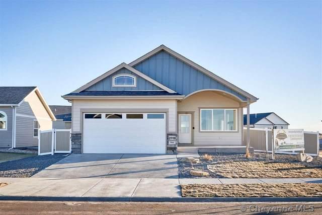 2019 Goodnight Trl, Cheyenne, WY 82009 (MLS #81997) :: RE/MAX Capitol Properties