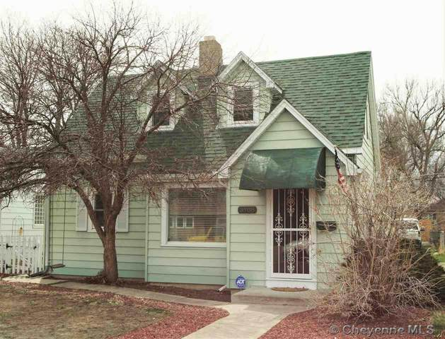 3908 Reed Ave, Cheyenne, WY 82001 (MLS #82008) :: RE/MAX Capitol Properties